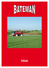 Bateman RB26 Sprayers Engine and Transmission Brochure