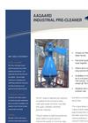 Aagaard - Industrial Pre-Cleaner - Datasheet