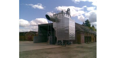 Svegma - Batch Grain Drying System