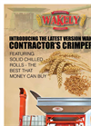 Wakely - Model 1240 - Crimper & Dry Roller Mill - Brochure