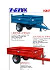 Compact Range Trailer Brochure