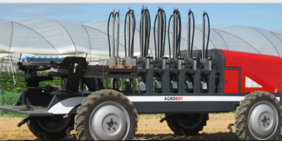 Model SW6010 - Harvesters