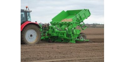 Jones Engineering - Triple Potato Planter