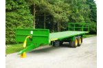 Bale and Pallet Trailers