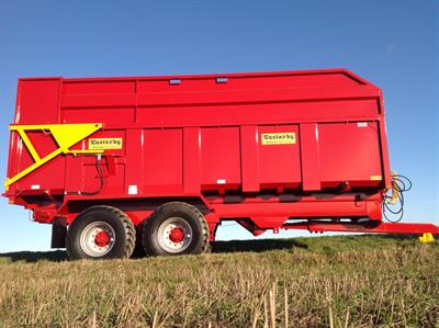Easterby - Silage Trailers