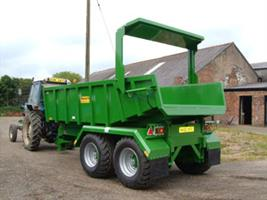 Easterby - Industrial Dump Trailers