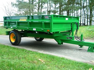 Easterby - Small Trailers