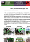 BASRIJS - Disc Planter with Supply Belt - Brochure