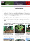 BASRIJS - Deep Planter - Brochure