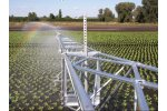 Briggs Four Wheel Irrigation Booms