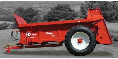 Model 600 - Duo Muck Spreaders