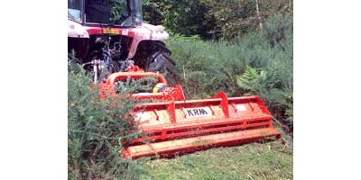 KRM - Model Zenit - Heavy Duty Flail Mower