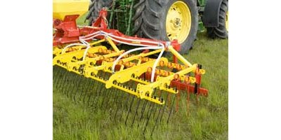 KRM - Model GS Range - Heavy Duty Grass Harrow