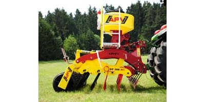 KRM - Model GP Range - Grass Harrow
