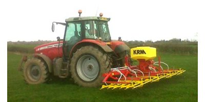 KRM - Model GH Range - Grass Harrow
