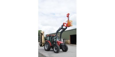 Model 5 - Telescopic Loader Post Driver