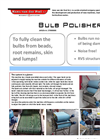 Bulb Polisher Brochure