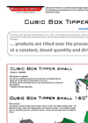 Cubic Box Tipper Brochure