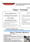 Single Tray Tipper Brochure