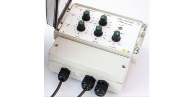 Model AC2002 - Twin Channel Feed Controller