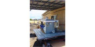 Model Phyco-Pyxis™  - Photo Bioreactor Production Systems for Algae