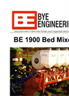 Model BE 1900 - Bed Mixer Brochure