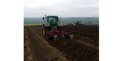 ScanStone - Single Bed Tiller (Pioneer)