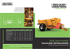 Model SDS - Manure Spreaders Brochure