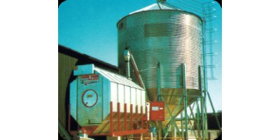 Hopper Silo Storage Systems & Feed Storage Bins