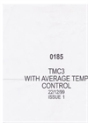Model TMC3 - Potato Store Control Manual