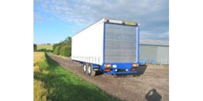 Curtain Sided Trailers