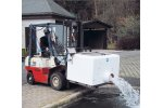 LINN - GRP Fish Transport Tank