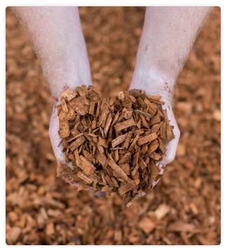 Mossrock Mossrock Mulch Cedar Chip By Ecodynamics