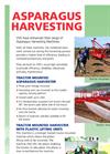 Asparagus Harvester - Brochure