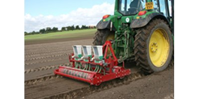 VHS - Green Crop Sponge Seeder