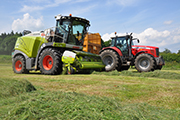 Save time and improve silage quality with ULV application