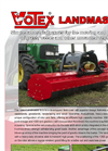 Landmaster - Heavy Duty Agricultural Failmower Brochure