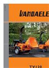 Model TV120 - Wood Chippers Brochure