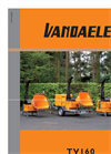 Model TV160 - Wood Chippers Brochure