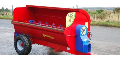 Marshall - Model MS60 - Muck Spreaders