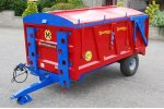 Marshall - Model QM/6 - Entry Level Monocoque Trailer