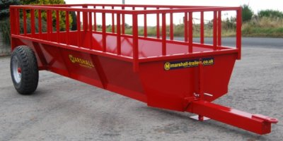 Marshall - Model FT/15 - Agricultural Feed Trailers