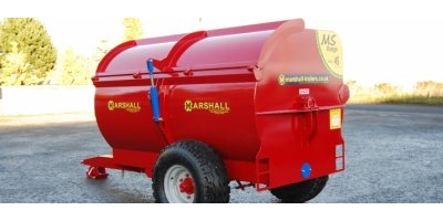 Marshall - Model MS45 - Muck Spreaders