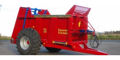 Marshall - Model VES1500 - Rear Discharge Muck Spreaders
