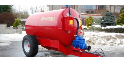 Marshall - Model ST1200 - Slurry Tankers