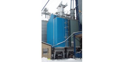CHIEF UK - Model CD - Mixed Flow Grain Dryer