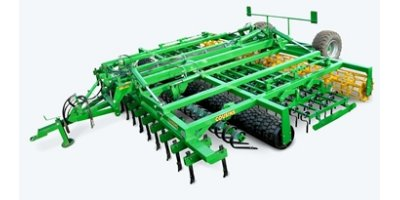 Model 8m - Precision Seedbed Harrow