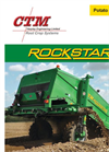 CTM Rockstar - De-stoner/ Separators - Brochure
