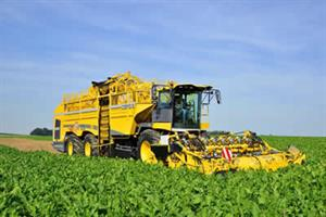 ROPA - Model Tiger 6 - Sugar-Beet Lifter Harvester