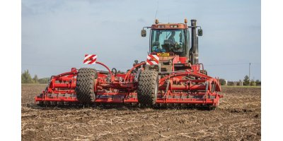 Cultivator for Seedbed Preparation